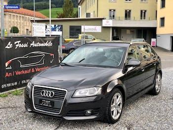 saloon Audi A3 Sportback 1.4 TFSI Ambition S-tronic