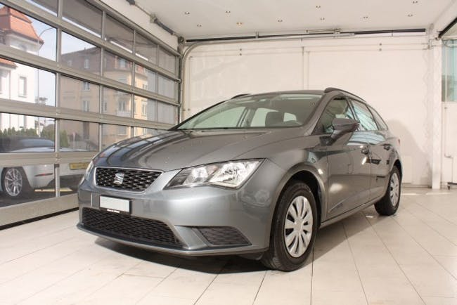 estate SEAT Leon ST 1.6 TDI Reference