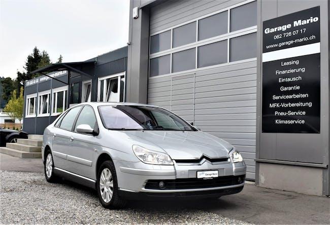 saloon Citroën C5 Berline 2.0 HDi Exclusive Automatic