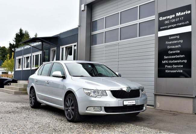 saloon Skoda Superb 1.8 TSI Ambition