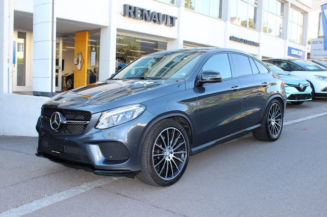 suv Mercedes-Benz GLE-Klasse GLE Coupé 450 (GLE43) AMG 4Matic 9G-Tronic