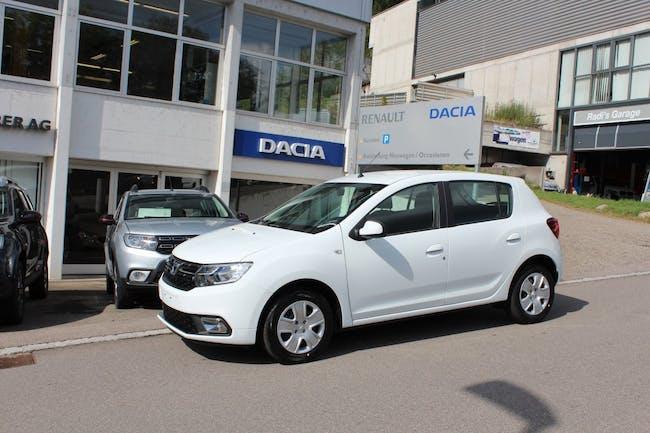 saloon Dacia Sandero 1.0 Comfort