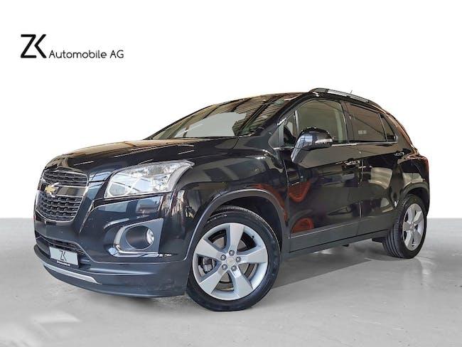 suv Chevrolet Trax 1.4 T LTZ 4WD