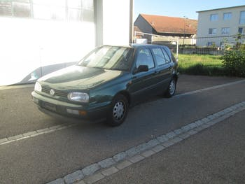 saloon VW Golf 1800 Swiss Line ABS