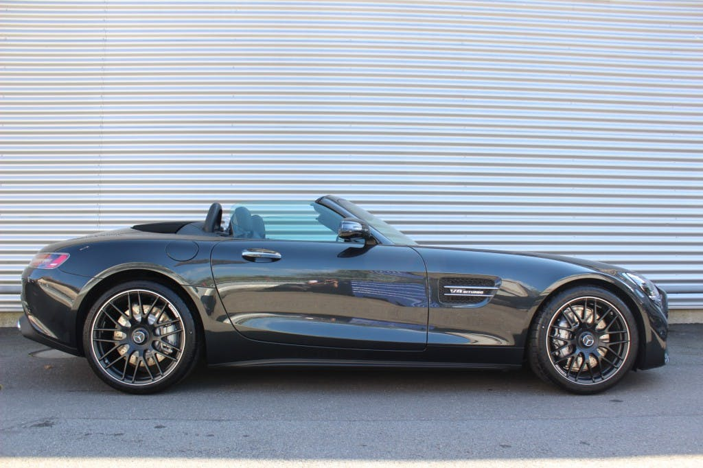 cabriolet Mercedes-Benz GT AMG GT Roadster Speedshift DCT