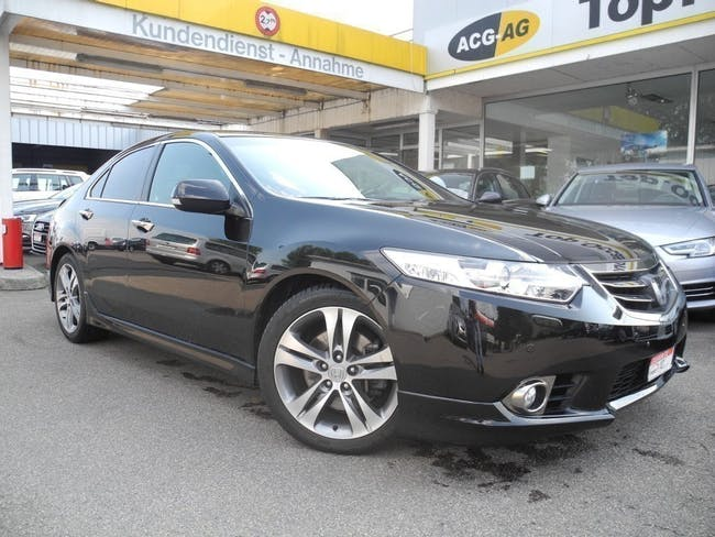 saloon Honda Accord 2.2 i-CTDi Type-S Advanced Safety Edition