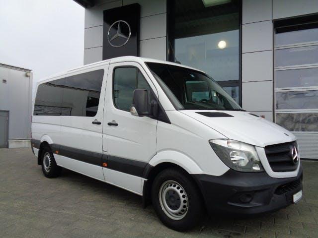 pickup Mercedes-Benz Sprinter 316 Lang Automat