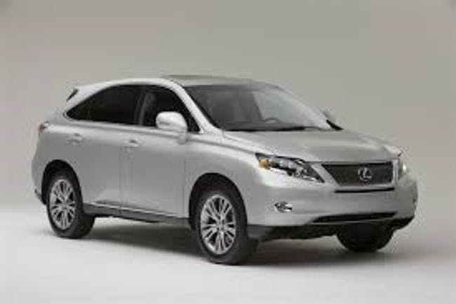 suv Lexus RX 450h excellence AWD Automatic