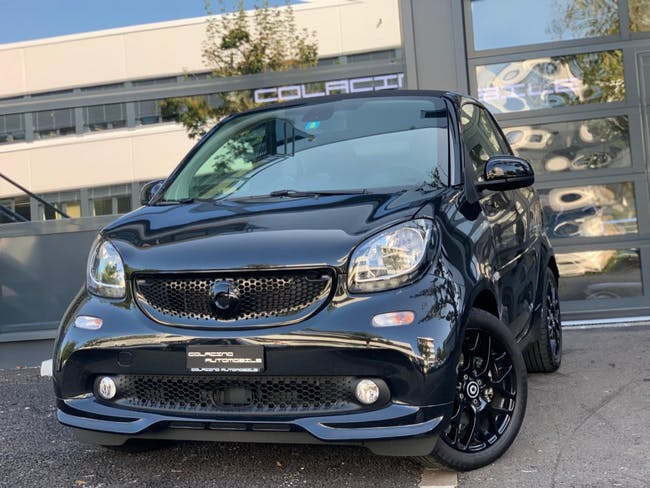 saloon Smart Fortwo BRABUS Style