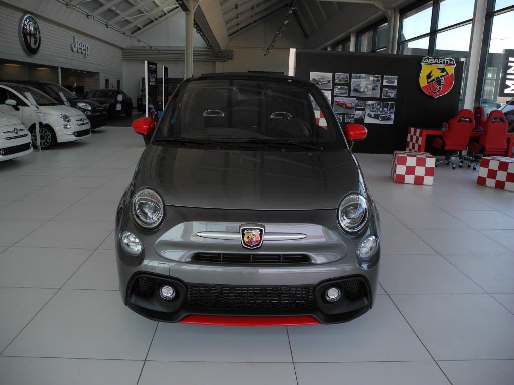 cabriolet Fiat 500 C 1.4 145cv Abarth
