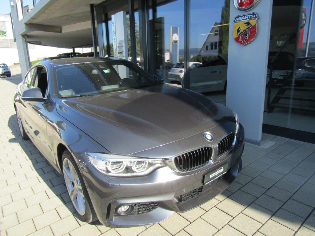 coupe BMW 4er 435i Coupé xDrive