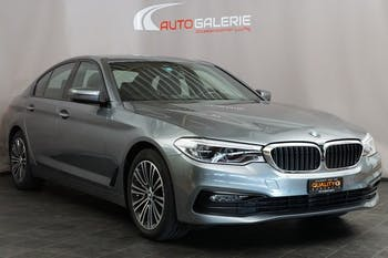 saloon BMW 5er 540i xDrive Sport Line Steptronic