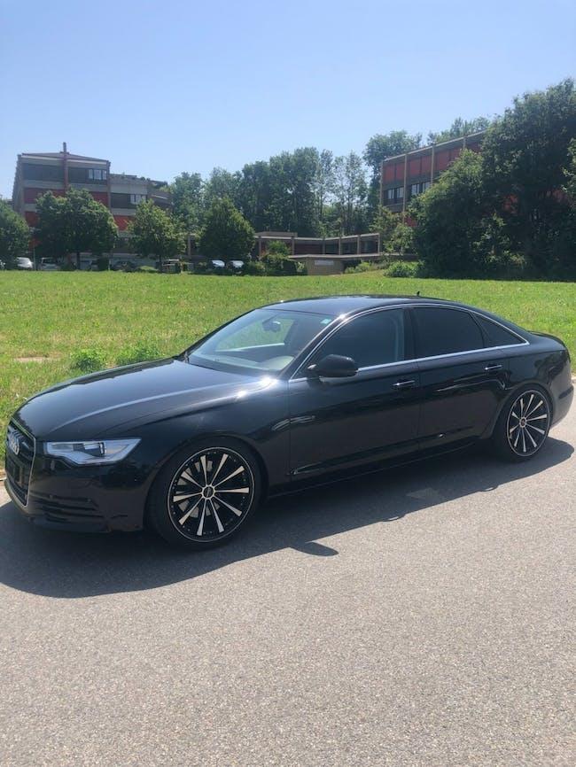 saloon Audi A6 3.0 TDI V6 quattro S-tronic
