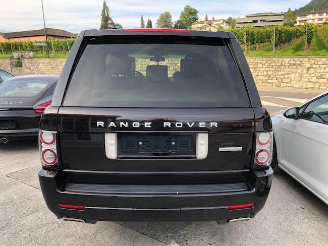 suv Land Rover Range Rover 5.0 V8 SC Autobiography Automatic