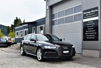 estate Audi A6 Avant S-LINE 3.0 TDI V6 quattro S-tronic