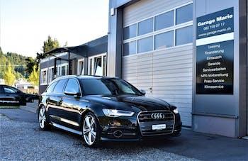 estate Audi S6 / RS6 S6 Avant 4.0 TFSI V8 quattro S-tronic