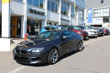 coupe BMW 6er M6 Competition (575 PS) Coupé Drivelogic