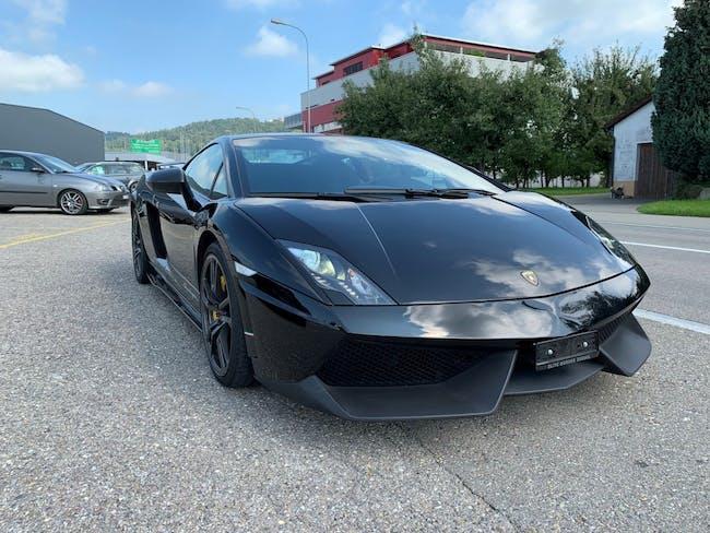 coupe Lamborghini Gallardo LP570-4 Coupé Superleggera