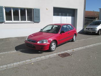 saloon Honda Civic 1.5i LS VTEC Swiss 2000