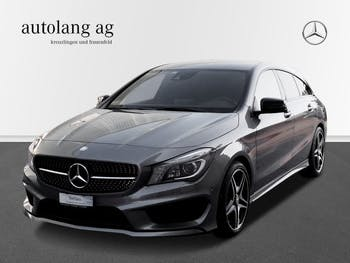 estate Mercedes-Benz CLA-Klasse CLA 250 AMG Line 4Matic