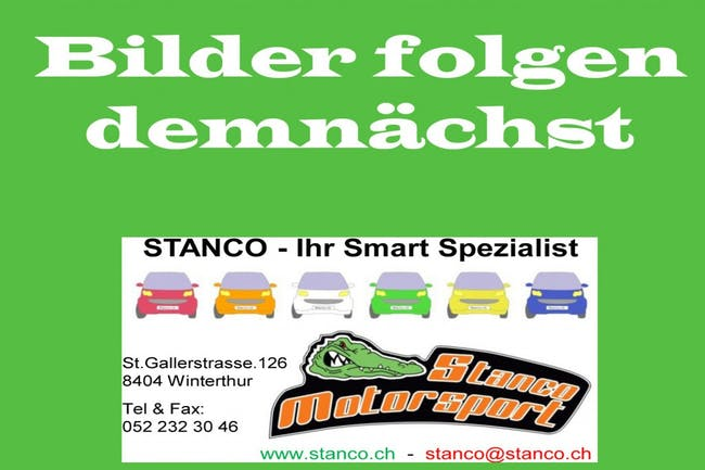 saloon Smart Fortwo city flash mhd softouch