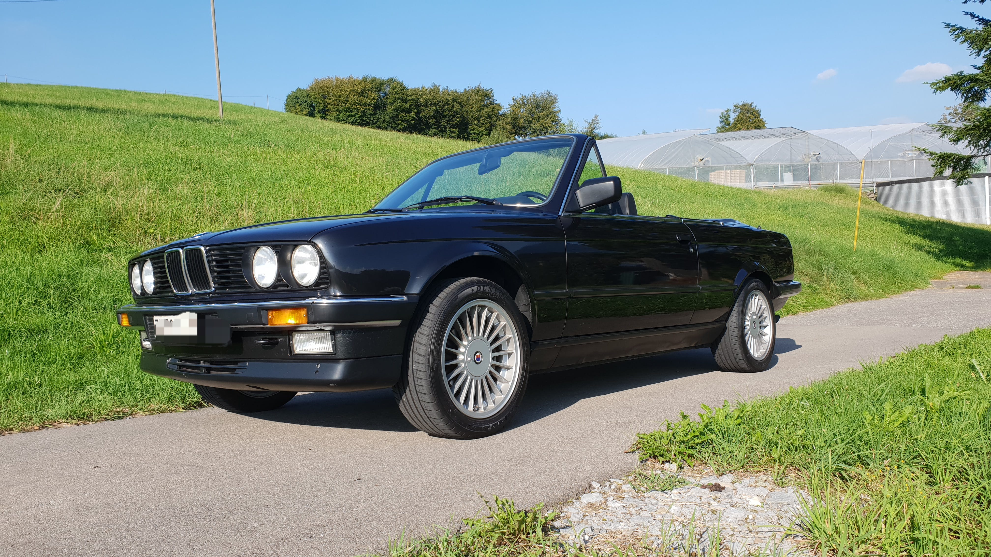 cabriolet BMW 3er Reihe E30 Cabriolet 325i ABS
