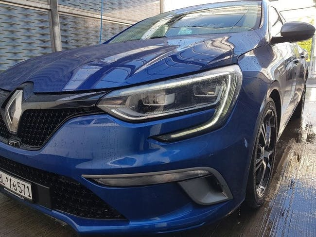 estate Renault Mégane 1.6 16V Turbo GT EDC