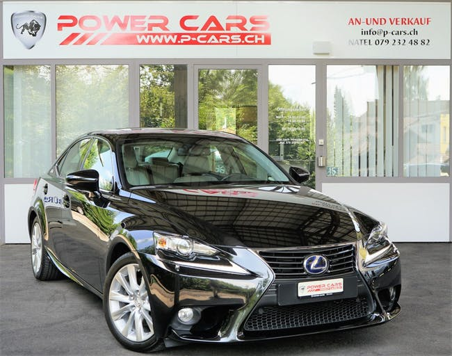 saloon Lexus IS 300h excellence Automatic