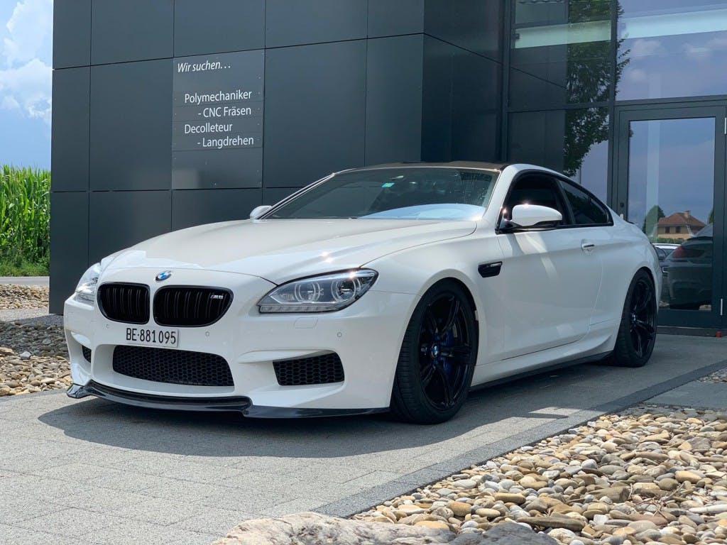 coupe BMW 6er M6 Coupé Drivelogic