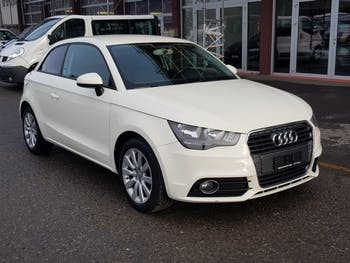 saloon Audi A1 1.2 TFSI Attraction