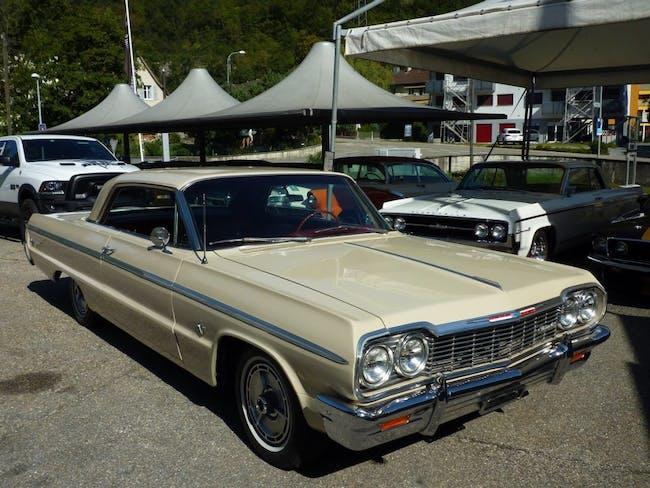 coupe Chevrolet Impala SS 409