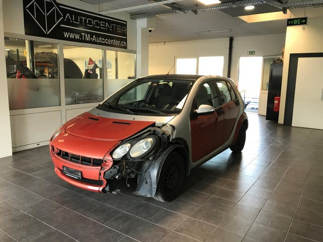 saloon Smart Forfour 1.3 edition i-move