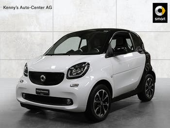 saloon Smart Fortwo coupé passion 71PS twinamic