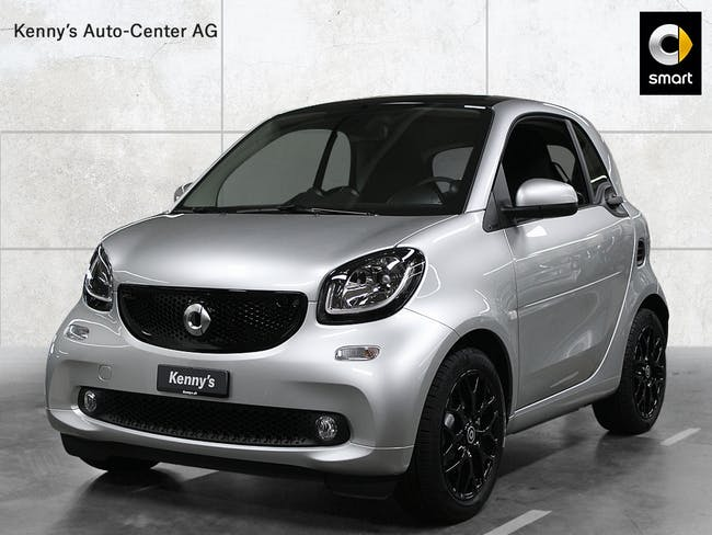 saloon Smart Fortwo Coupé citypassion 90PS twinamic