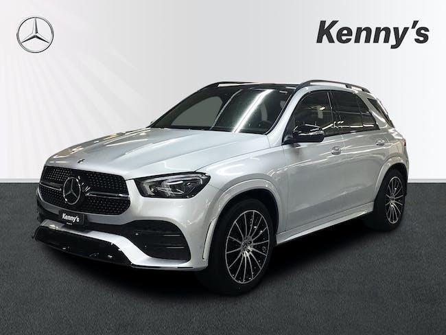 suv Mercedes-Benz GLE-Klasse GLE 350 d AMG Line