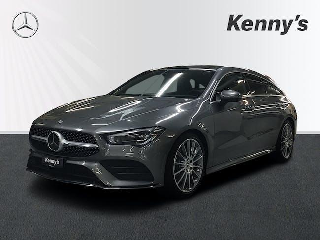 saloon Mercedes-Benz CLA-Klasse CLA 250 AMG Line 4m Shooting Brake