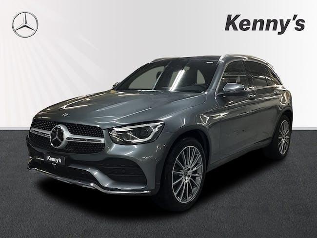 suv Mercedes-Benz GLC-Klasse GLC 220 d AMG Line 4Martic