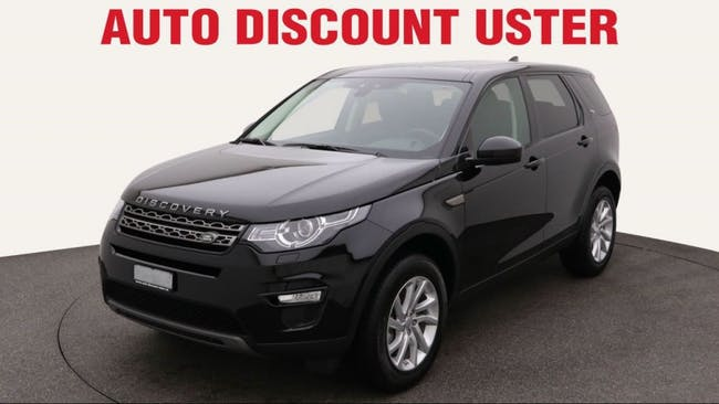 suv Land Rover Discovery Sport 2.0 TD4 SE AT9