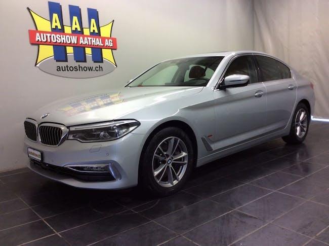 saloon BMW 5er 540i xDrive Luxury Line Steptronic
