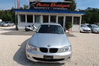 saloon BMW 1er 120i
