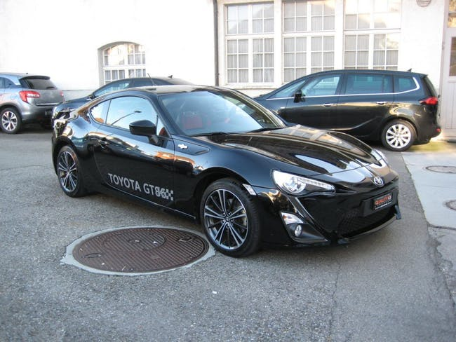 coupe Toyota GT86 GT 86 2.0 D-4S Sport