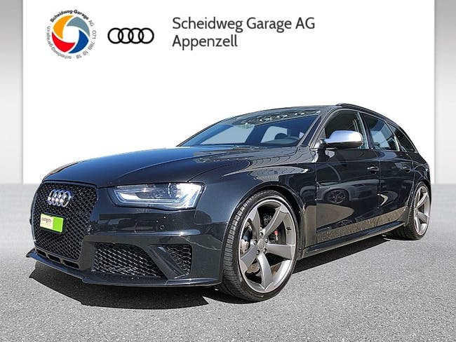 estate Audi S4 / RS4 RS4 Avant 4.2 FSI V8 quattro S-tronic
