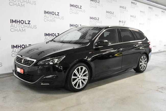 estate Peugeot 308 SW 2.0 BlueHDi 180 GT