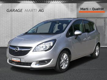 van Opel Meriva 1.4 Turbo eTEC Drive