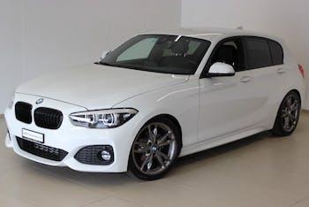 saloon BMW 1er 118i Edition M Sport