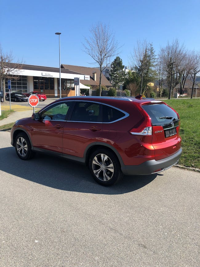 suv Honda CR-V 2.2 i-DTEC Executive 4WD Automatic