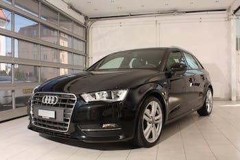 saloon Audi A3 2.0 TDI Ambition qu