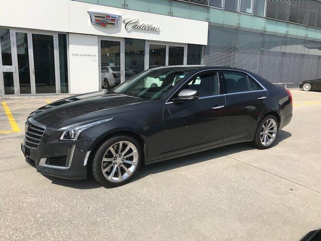 saloon Cadillac CTS Sedan 2.0 Turbo Premium AWD Automatic