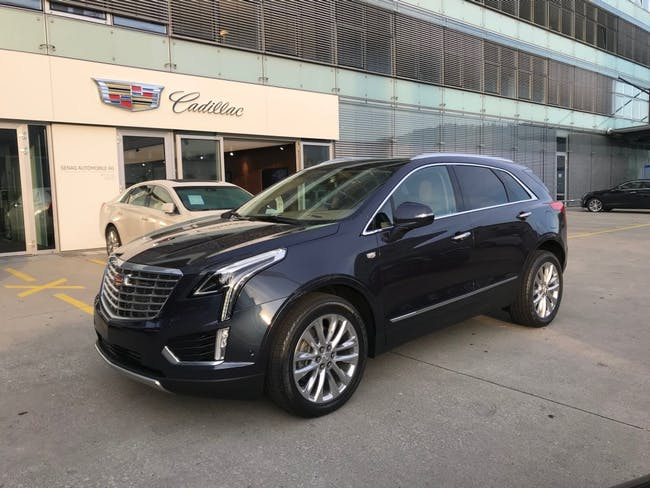 suv Cadillac XT5 Crossover 3.6 Platinum Automatic