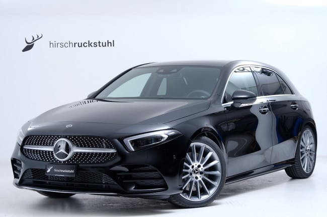 saloon Mercedes-Benz A-Klasse A 250 A 250 AMG Line 4Matic 7G-DCT 4Matic